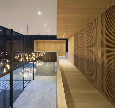 bright and minimalist interior design of glass house at Cluny, Singapore
