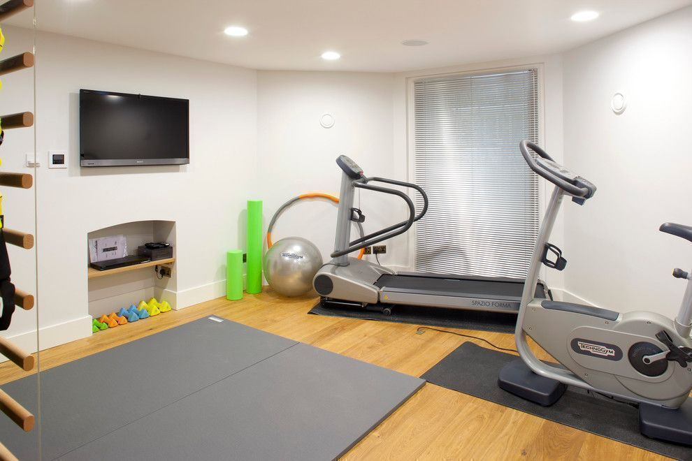 Home Gym Design: Design Ideas That Will Make You Want To Start Building A