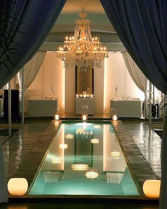 17 Indoor Pool Ideas For Your Home