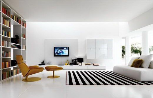 "20 Living Rooms That'll Make You Go ""Niiice!"""