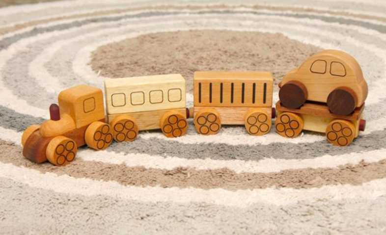 Why Natural Wooden Toys are Better
