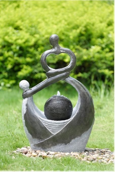Video: How to Build an Outdoor Zen Garden Water Fountain