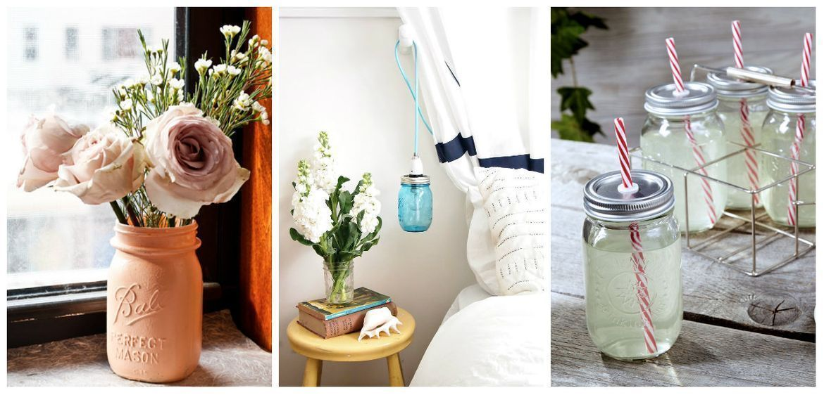 21 Amazing Ways You Can Upcycle and Repurpose Your Mason Jar