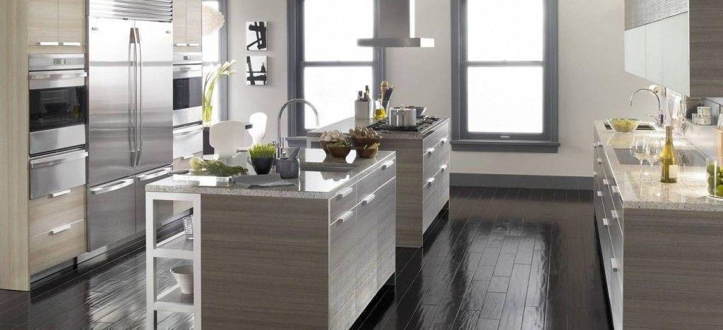 Grey And Silver Kitchens Design Inspiration Furniture Design For