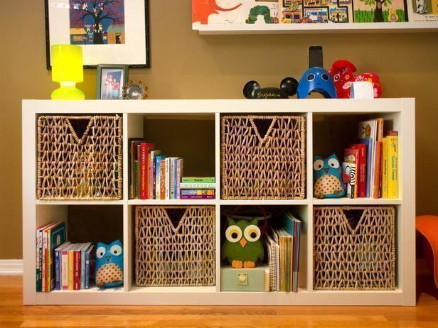 Video: Kid's Bedroom Storage Solutions