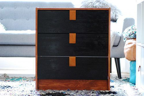 DIY: Repurposing A Simple IKEA Cabinet