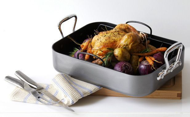 Video: How to Clean a Non-Stick Roasting Pan