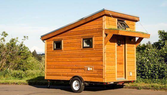 Salsa Box: Tiny House on Wheels
