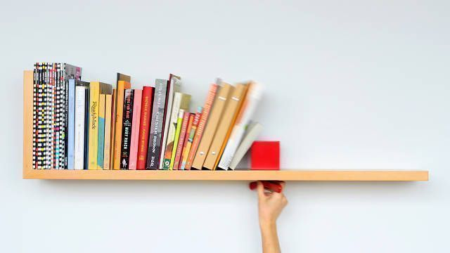 To Shelve or Not to Shelve Your Books?