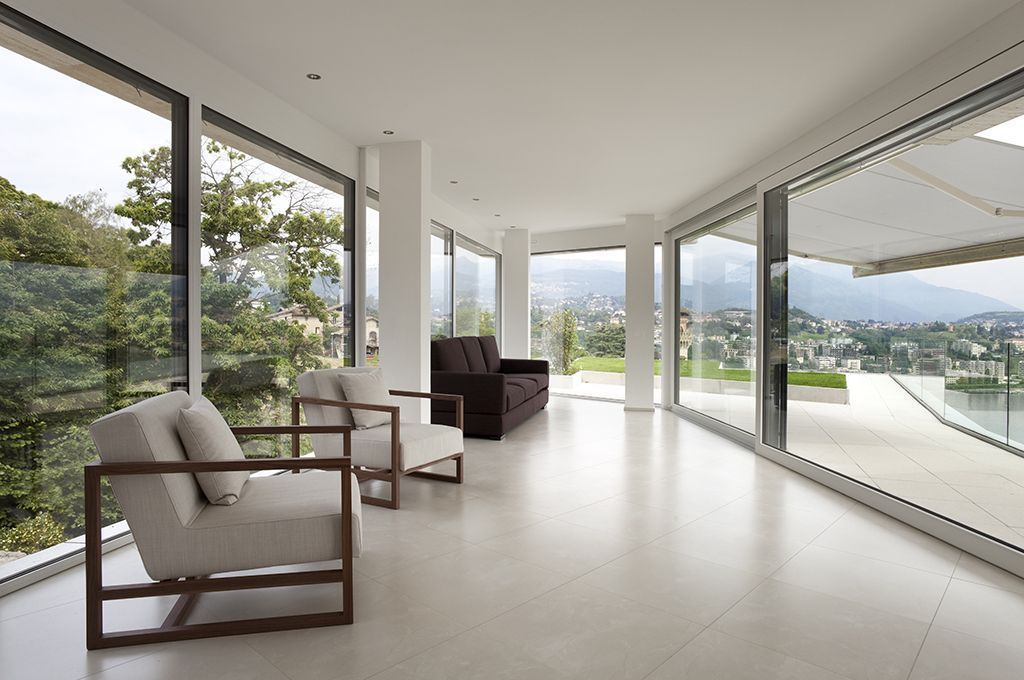 install window films at home to keep the heat and glaring from the sun out