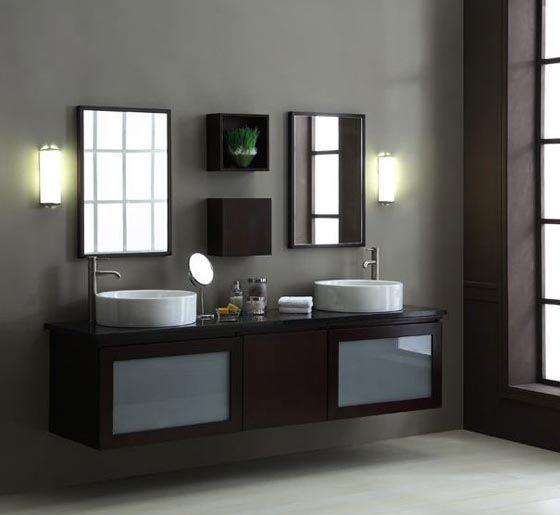 Modern Floating Bathroom Vanities And Sink Consoles
