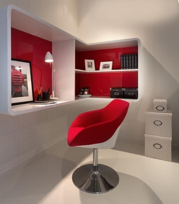 install good lighting for the study room and home office