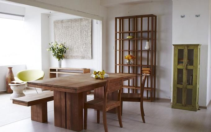 Contemporary Teak Double Table Where To Buy Originals Singapore Dining Chair