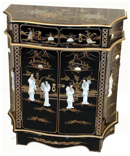 Lacquer Bedroom Furniture: The Allure Of Lacquer Furniture