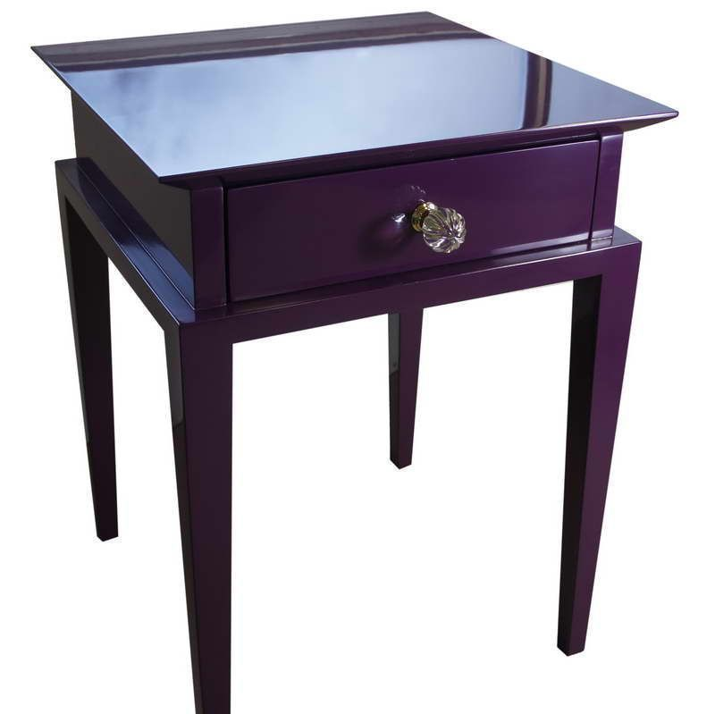 the allure of lacquer furniture