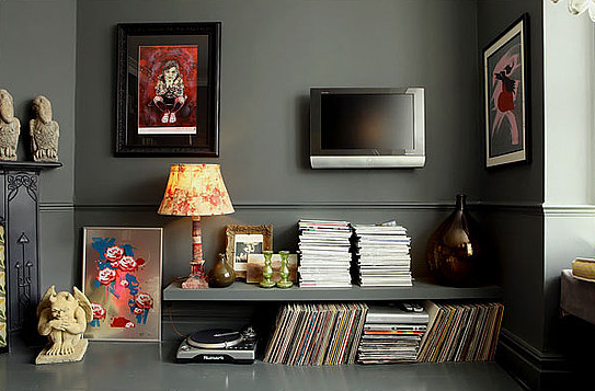 How to Display Your Vinyl Records