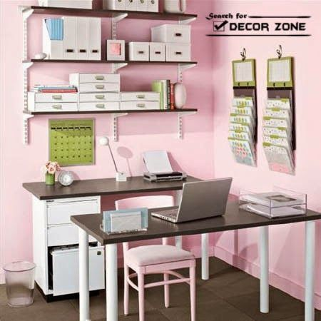 pastel pink perfect for ladies home office