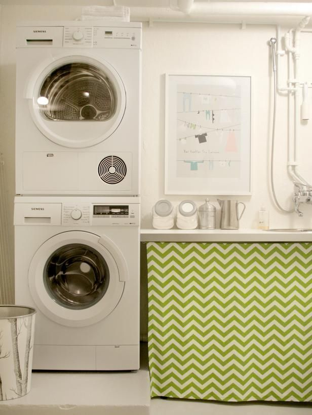 Basics 10 Chic Laundry Room Decorating Ideas Pictures